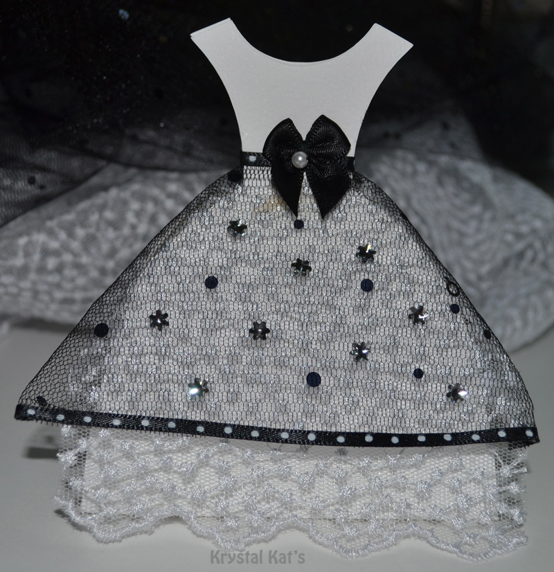 Paper Wedding Dress Form By Sizzix And Tuxedo Craft S For Shot Pro