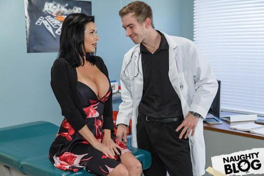 Doctor Adventures – Veronica Avluv: Mom Visits Doc