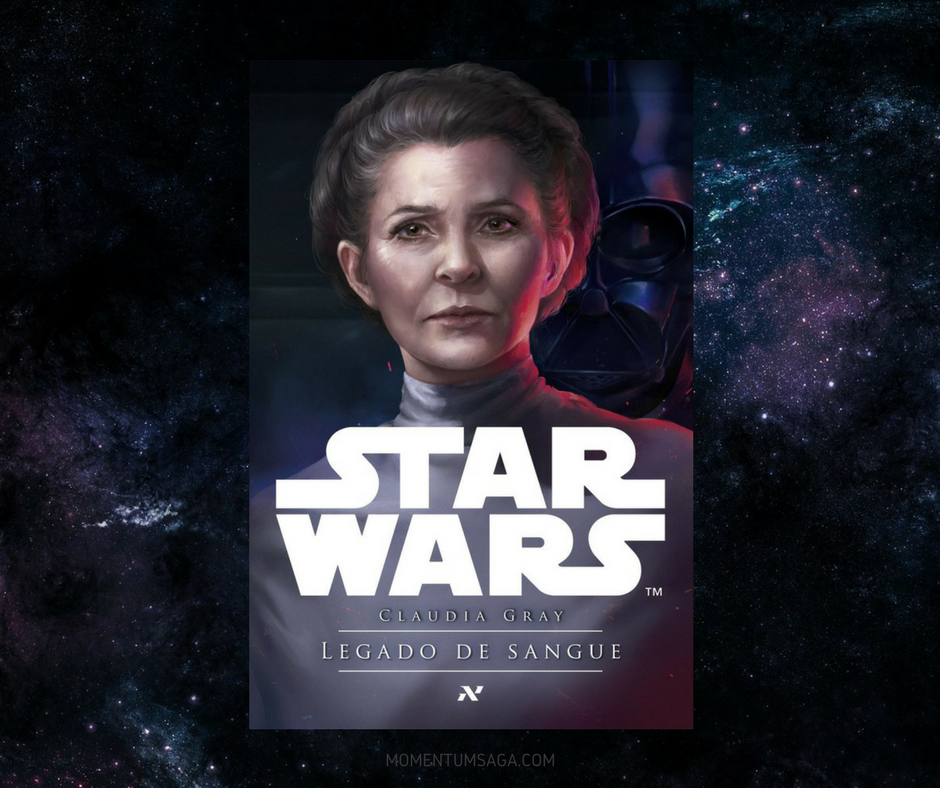 Resenha: Star Wars, Legado de Sangue, de Claudia Gray