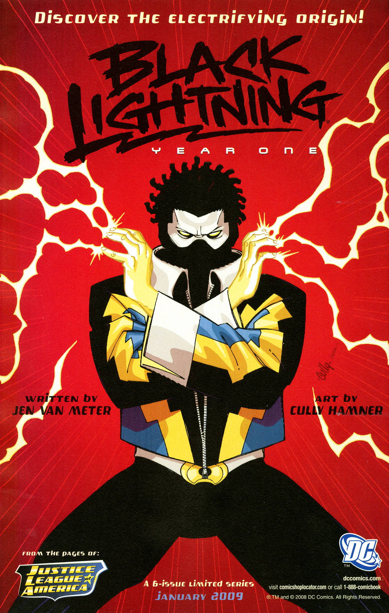 Read online Trinity (2008) comic -  Issue #33 - 23