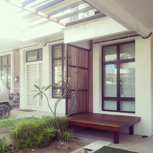 Hiasan Luar Rumah Teres | Desainrumahid.com