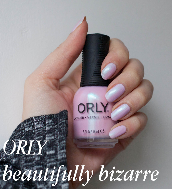 Orly Melrose beautifully bizarre review