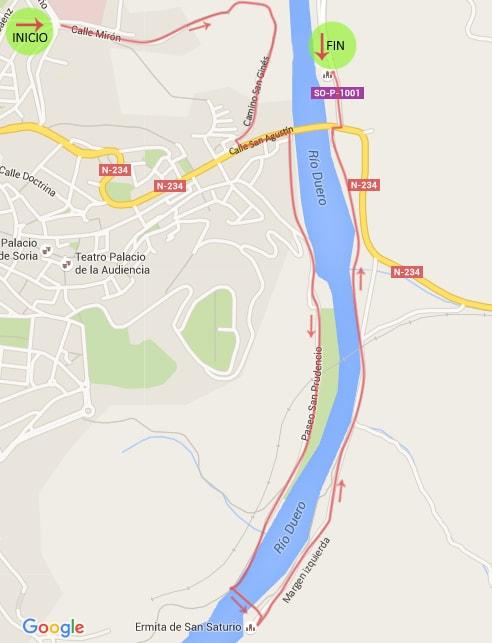 Ruta por la ribera del Duero en Soria, España. Por Viaja et verba