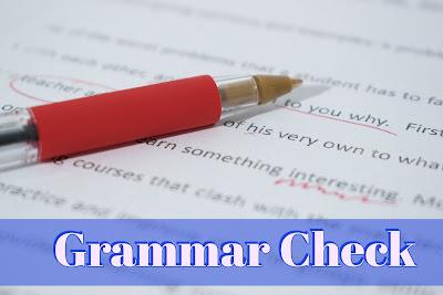 Grammar Checker Online Tools Artikel