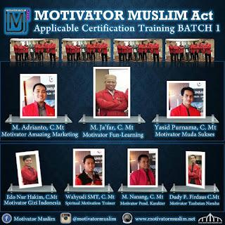Motivator Muslim Indonesia