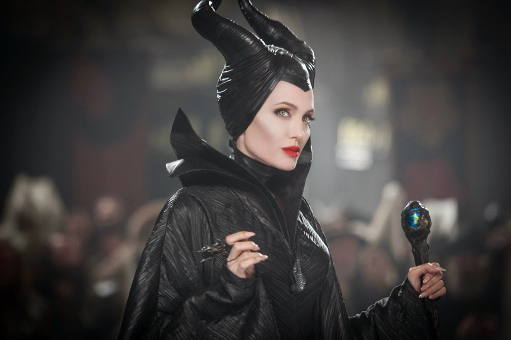 Maleficent Angelina Jolie witch Sleeping Beauty
