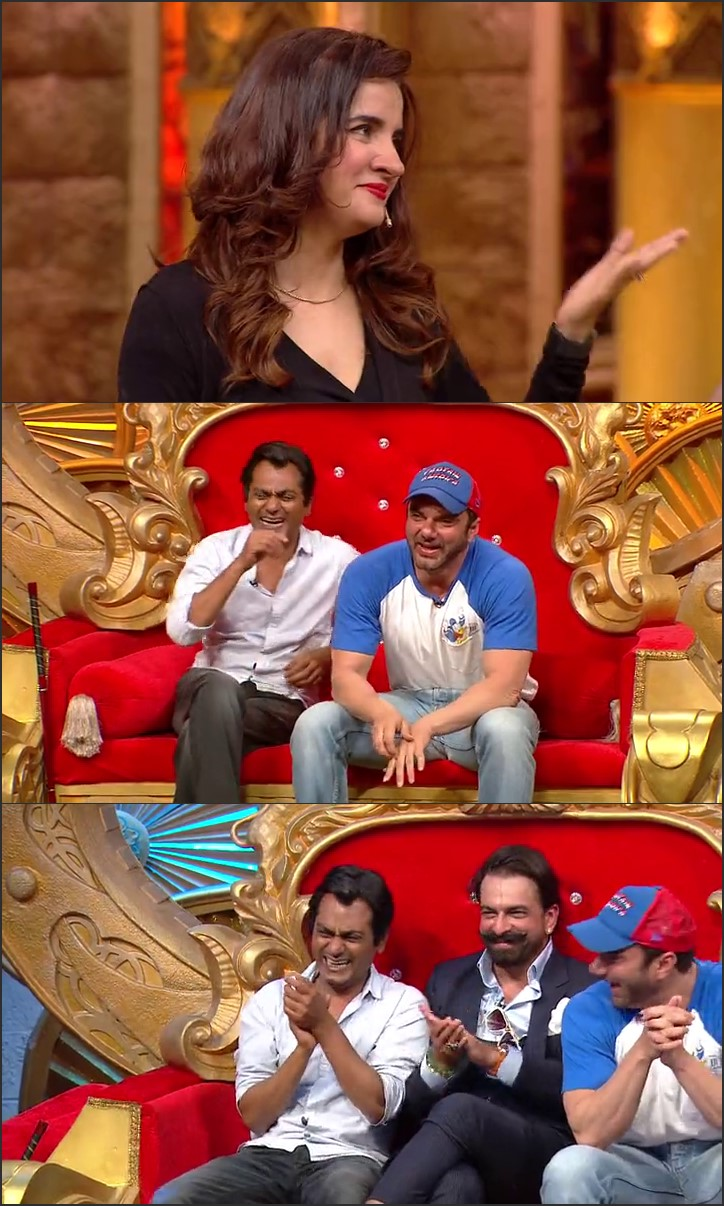 Screen Shot Of Comedy Nights Bachao 4th September 2016 Episode 49 300MB Watch Online