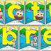Letras Para formar OCTUBRE Personalizadas con imágenes
