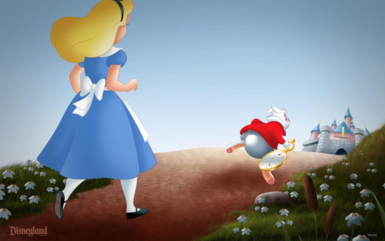 Alice in Wonderland HD Wallpapers