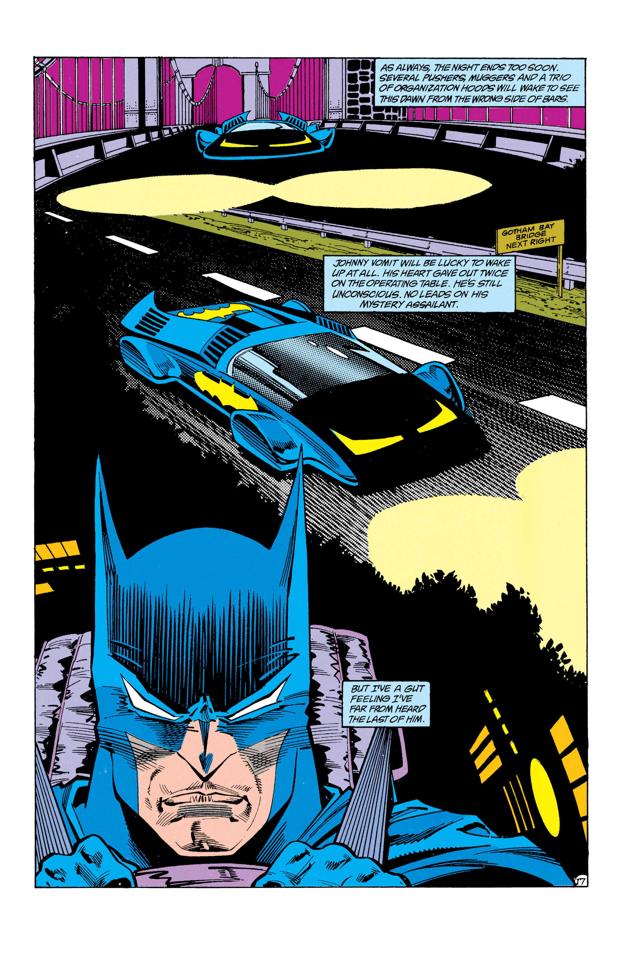 Detective Comics (1937) 608 Page 17