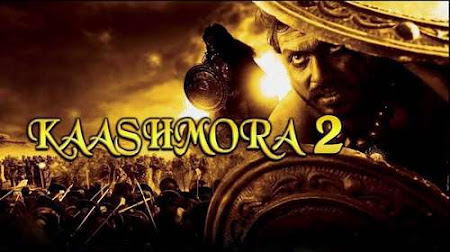 Poster Of Kaashmora 2 2017 Full Movie In Hindi Dubbed Free Download HD 100MB For Mobiles 3gp Mp4 HEVC Watch Online