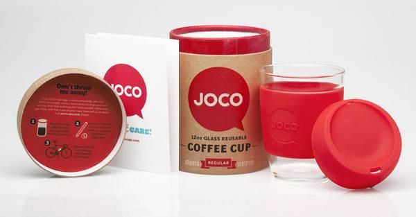 bungkusan gelas kopi kreatif