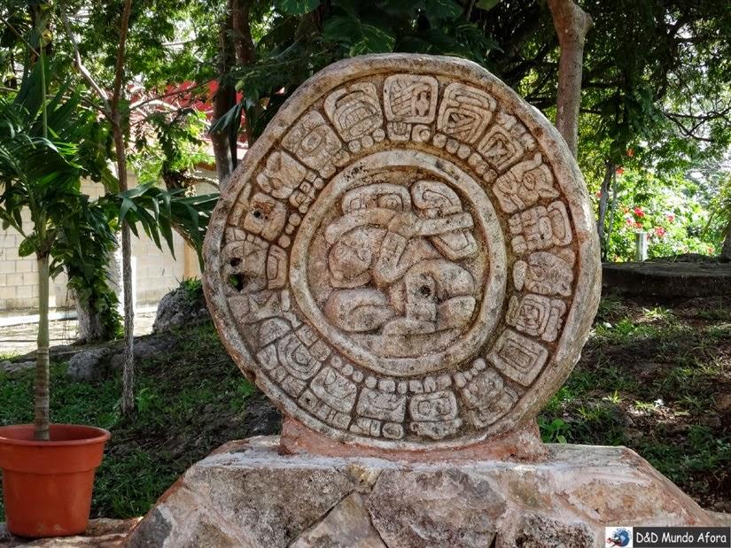 Chichen Itza - México - calendário maia