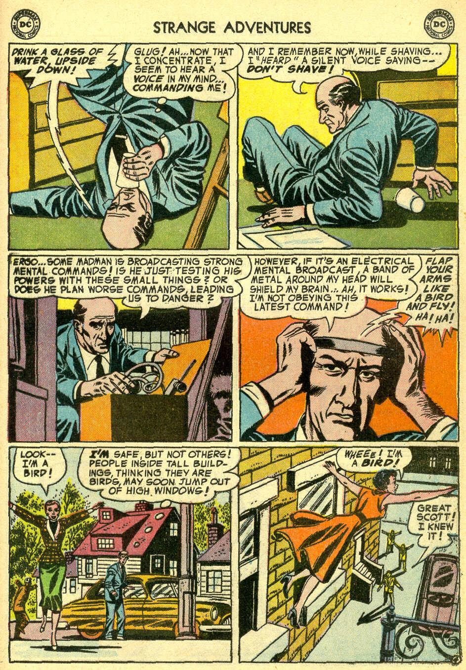 Strange Adventures (1950) issue 44 - Page 21