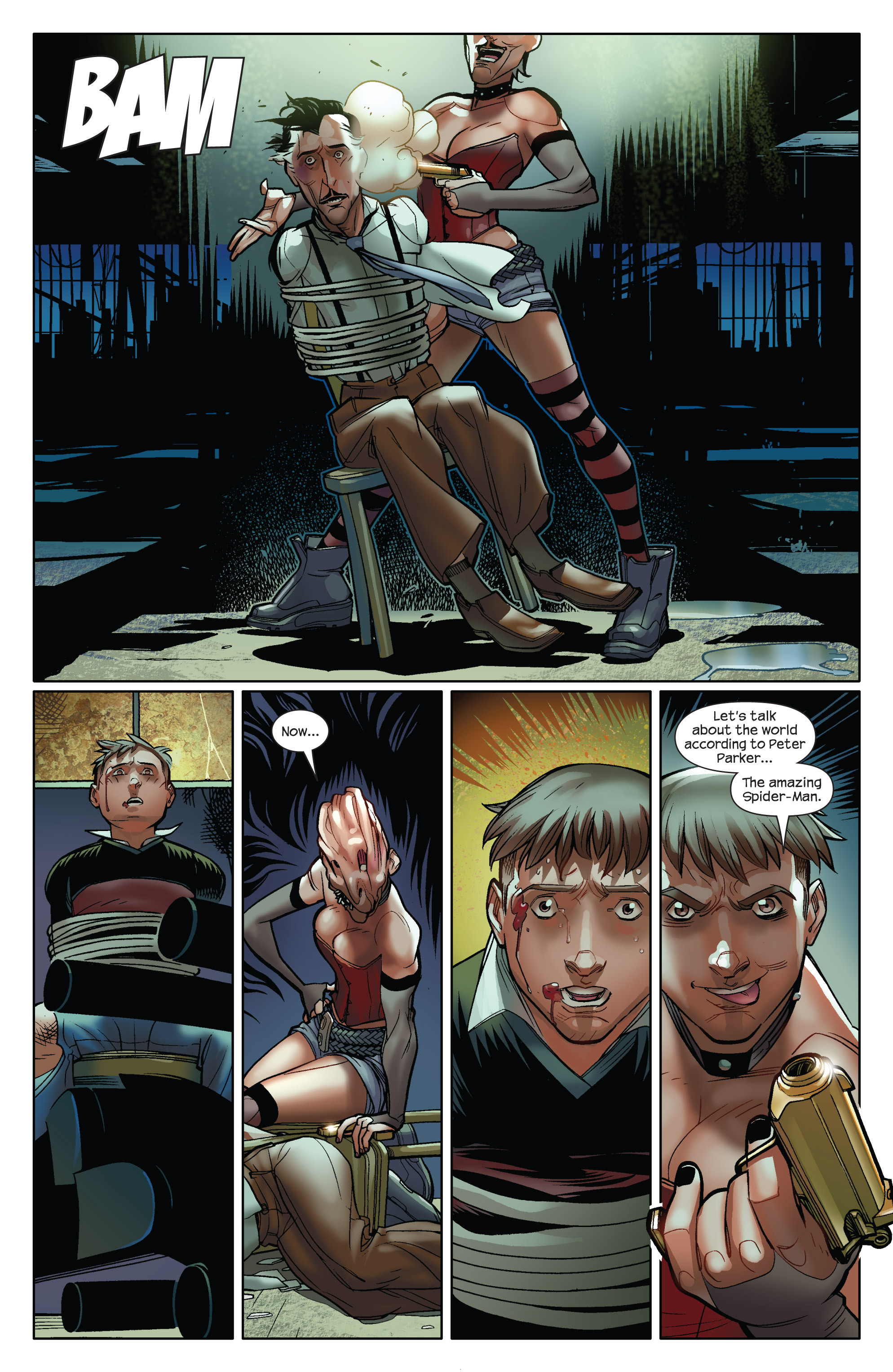 Read online Ultimate Spider-Man (2009) comic -  Issue #13 - 17