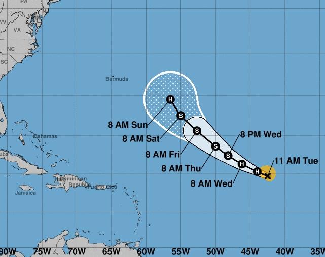 Trayectoria-del-huracán-florence