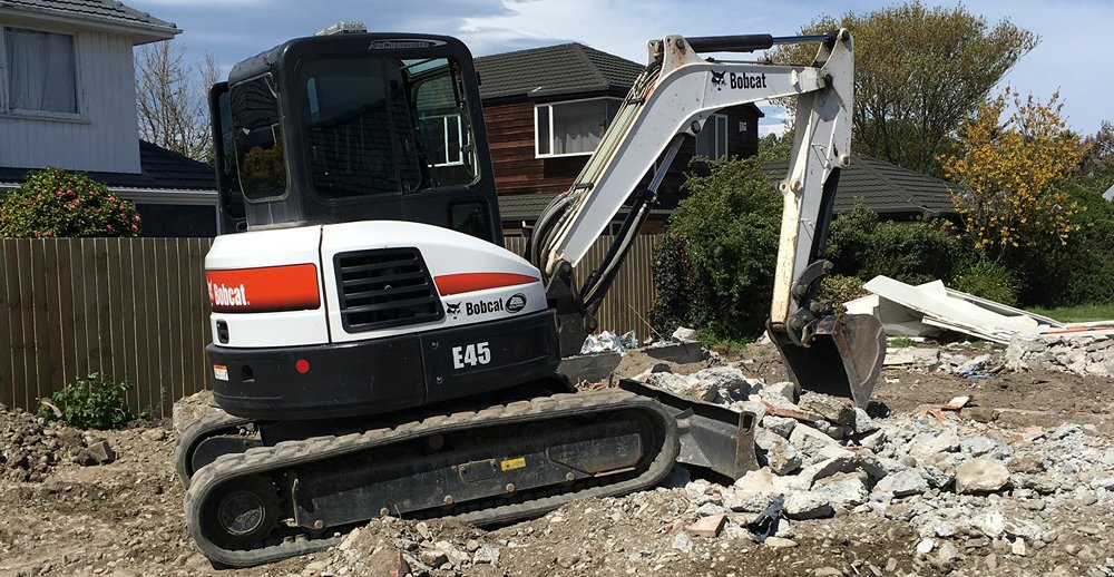 bobcat hire blacktown