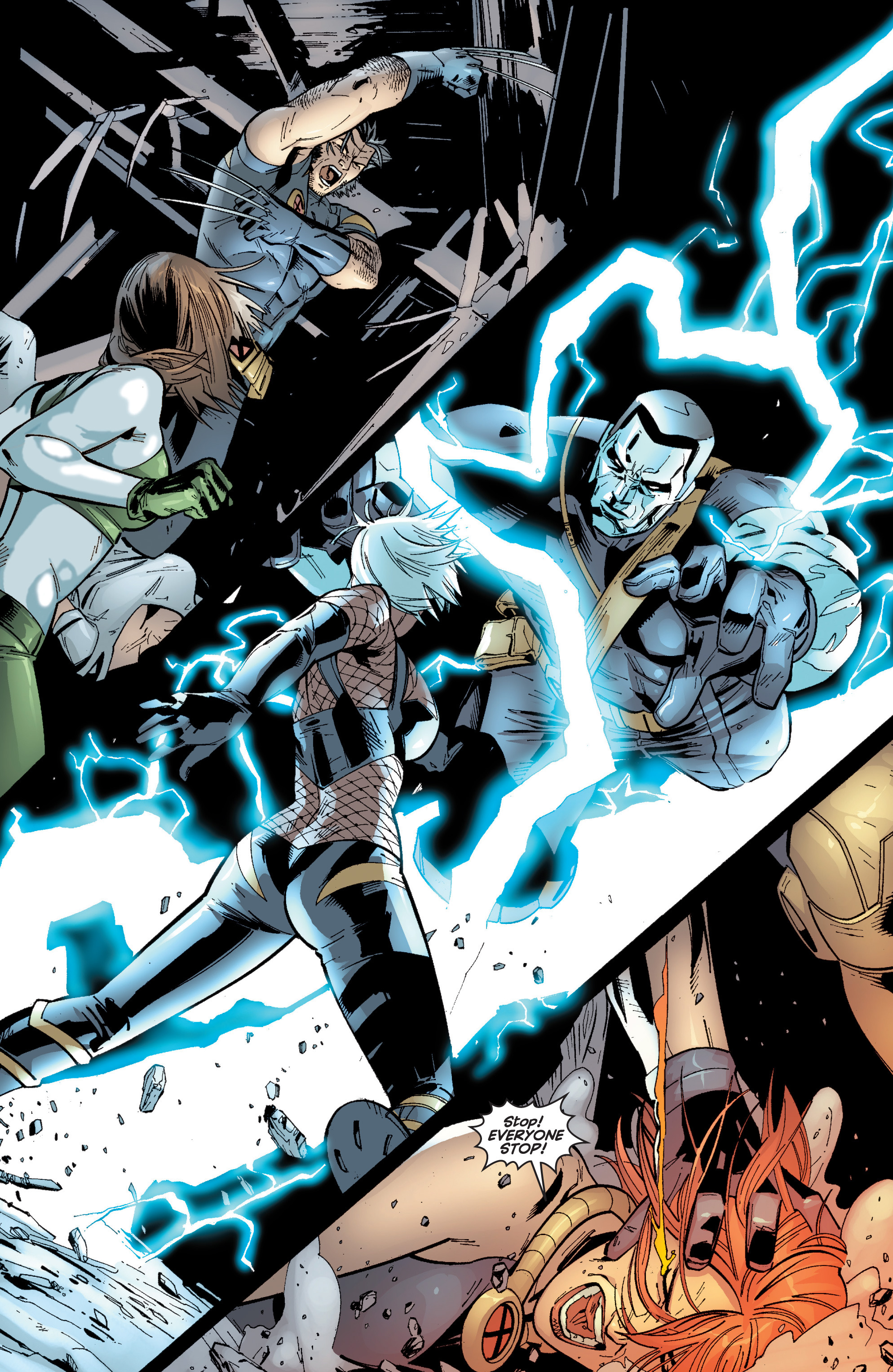 Read online Ultimate X-Men comic -  Issue #96 - 19