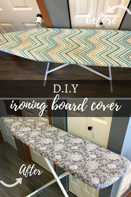 ironing board tutorial