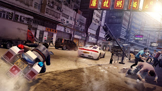 Sleeping Dogs Xbox 360 demo