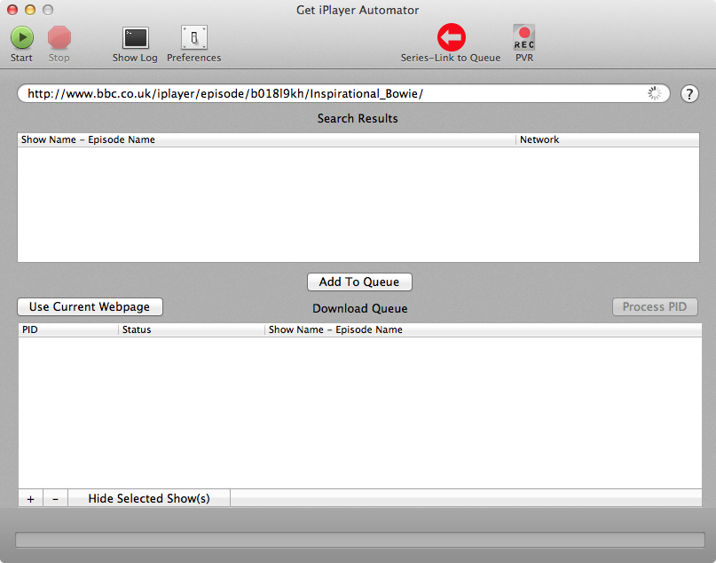 Stuff++: Saving BBC iPlayer content on a Mac using (Get