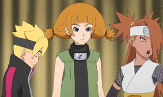 Boruto Naruto Next Generations – Episódio 69