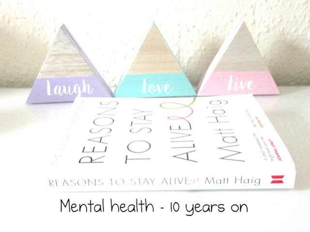 SEO MENTAL HEALTH REASON TO STAY ALIVE 10 YEARS