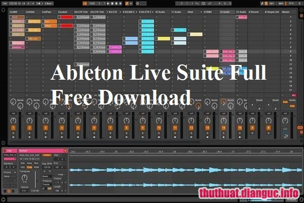 Download Ableton Live Suite 10.0.6 Full Cr@ck