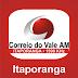 Rádio CORREIO DO VALE AM - Itaporanga / PB