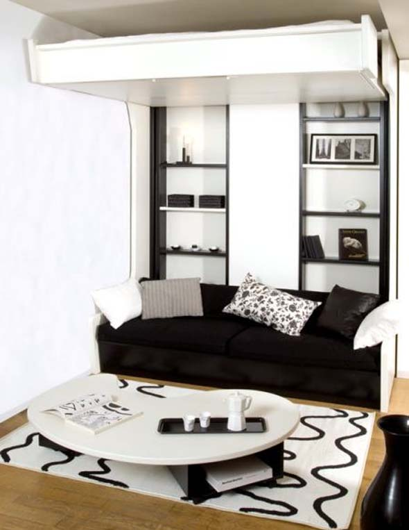 Decorating Small Open Floor Plan Living Room And Kitchen: Make The Best Out Of The Interior Design Of Small Spaces