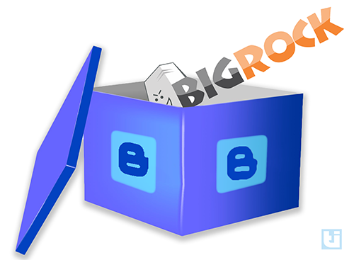 Tutes Inside- Working With Bigrock In Blogger