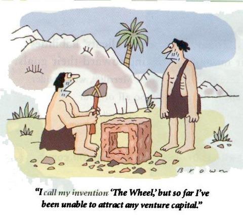Venture capital jokes
