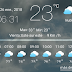 Persistirá el calor y tiempo nublado en Misiones