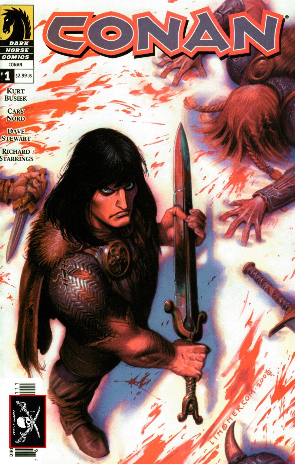 Conan (2003) 1 Page 1