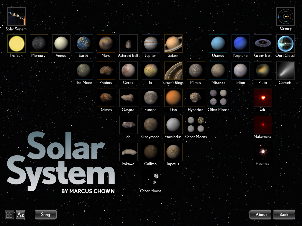 the solar system planets information - photo #35