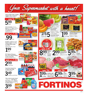 Fortinos flyer brampton valid September 14 - September 20, 2017