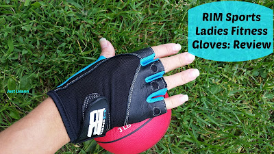 RIM Sports ladies fitness gloves: my review