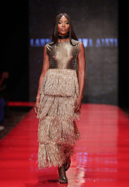 ARISE Fashion Week 2018 Day 1: Lanre Da Silva Ajayi