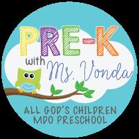 Pre-K with Ms. Vonda