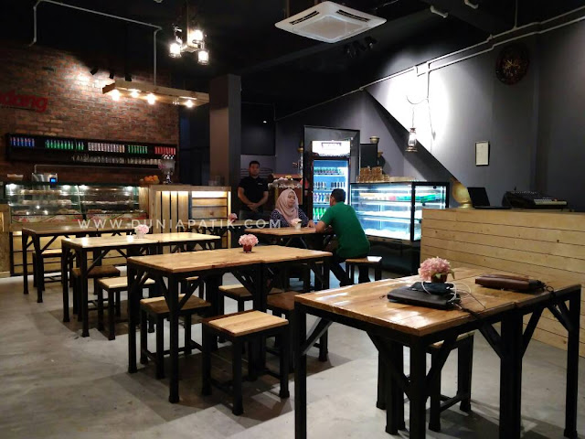 RENDANG CAFE CYBERJAYA