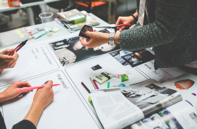 usaha desainer grafis