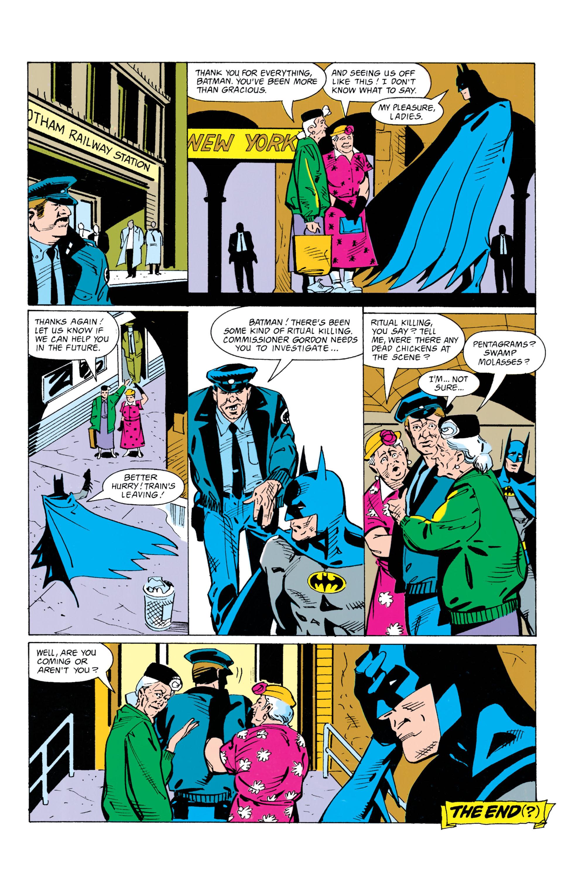 Detective Comics (1937) 634 Page 22