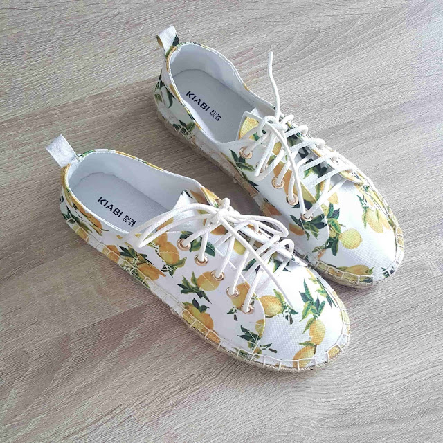 chaussures-ete-citron-kiabi