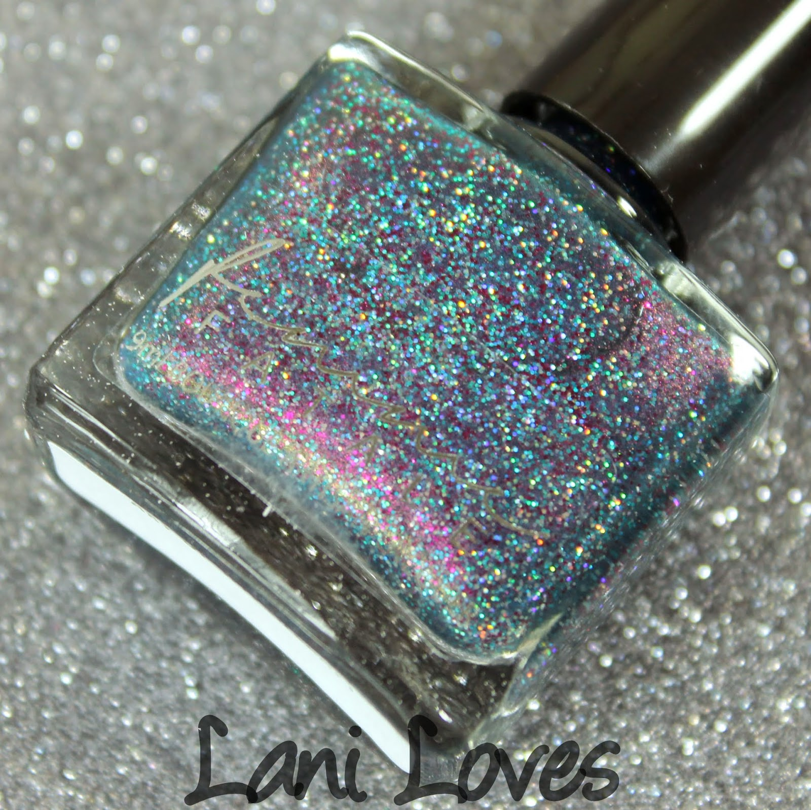 Femme Fatale Cosmetics - Art of Witchcraft nail polish swatches & review