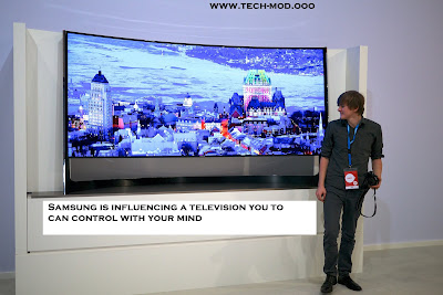 Samsung is inventing a television you to can control with your mind