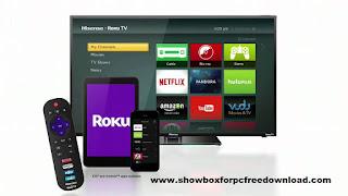 Showbox on Roku TV