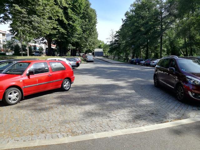 parque de estacionamento em Arcos de Valdevez