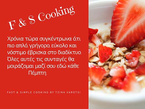 Fast & Simple Cooking