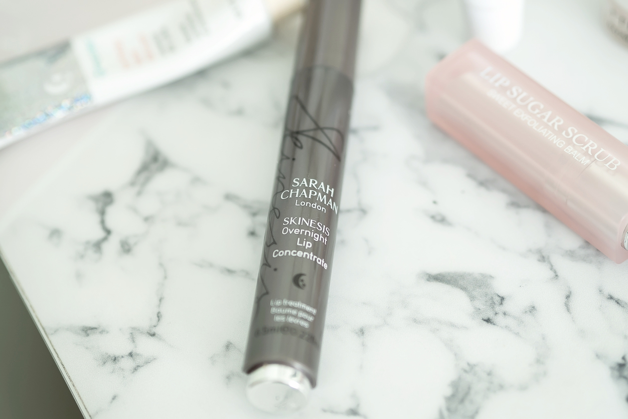 Sarah Chapman Overnight lip concentrate