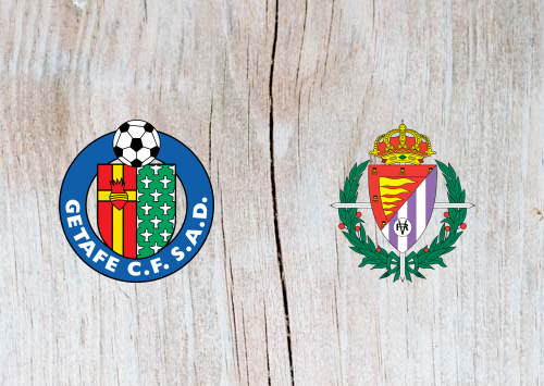 Getafe vs Real Valladolid - Highlights 9 January 2019